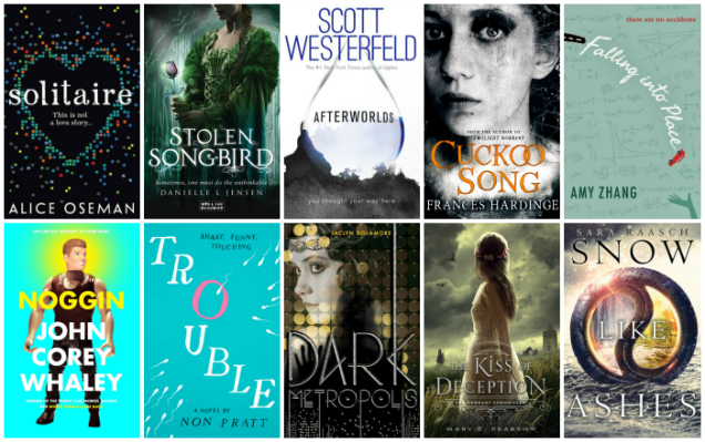 Top Ten 2014 Releases Haven't Read
