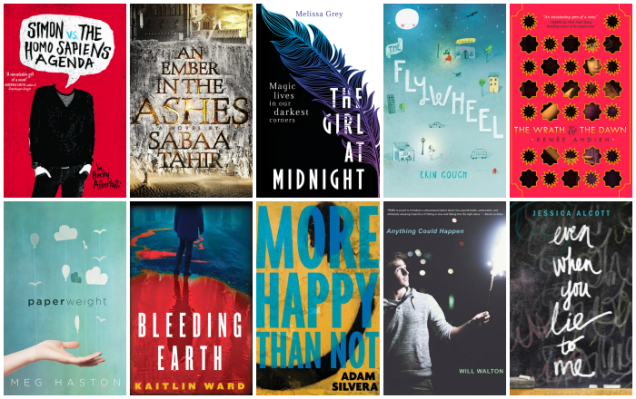 Top Ten Anticipated Debuts